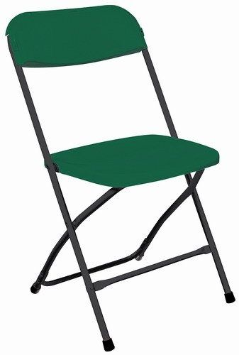Krzesło Składane Nowy Styl Polyfold Plastik Zielony K 59